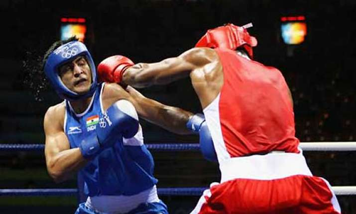 indian boxing federation suspended by aiba