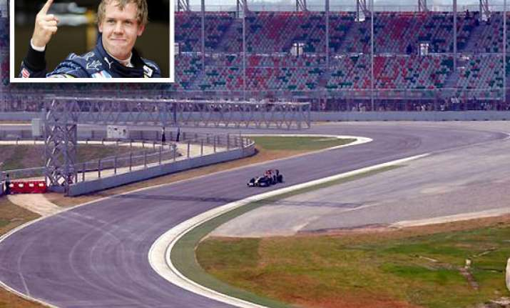 indian f1 circuit challenging says sebastian vettel