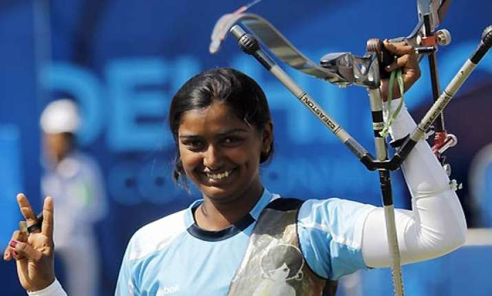 indian pair gets silver in world cup archery