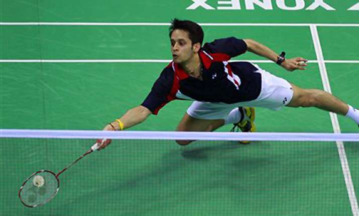 indian campaign ends as kashyap loses in semi final