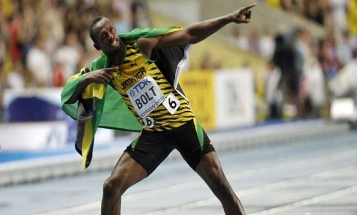 it s always great to be back says usain bolt after