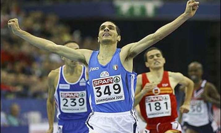 italian runner caliandro dies in road accident