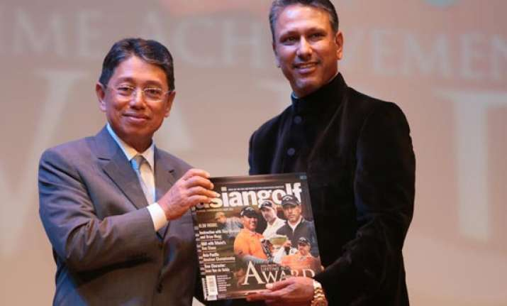 jeev milkha singh honoured with lifetime award in brunei