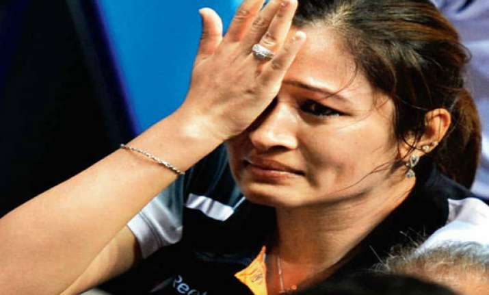 jwala denied entry for china open by bai
