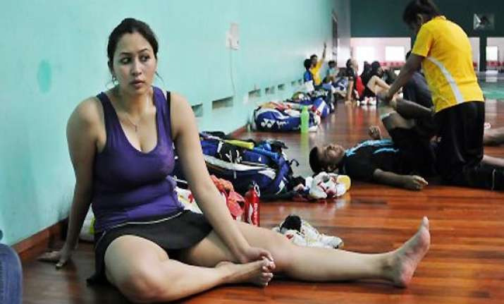 jwala gutta the hot woman of indian badminton league