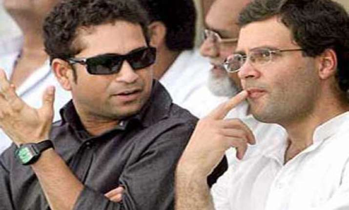 keep politicians out of sports rahul gandhi
