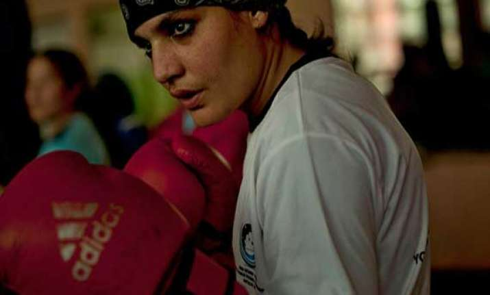 know sadaf rahimi first afghan female boxer to be invited
