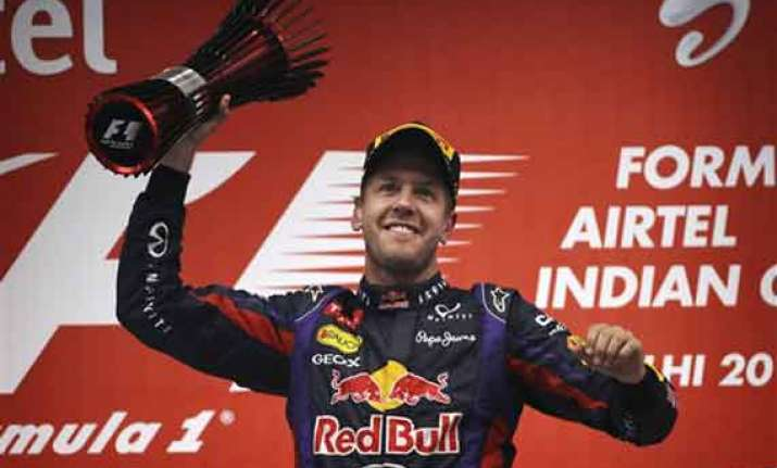 know about sebastian vettel the formula one world champ