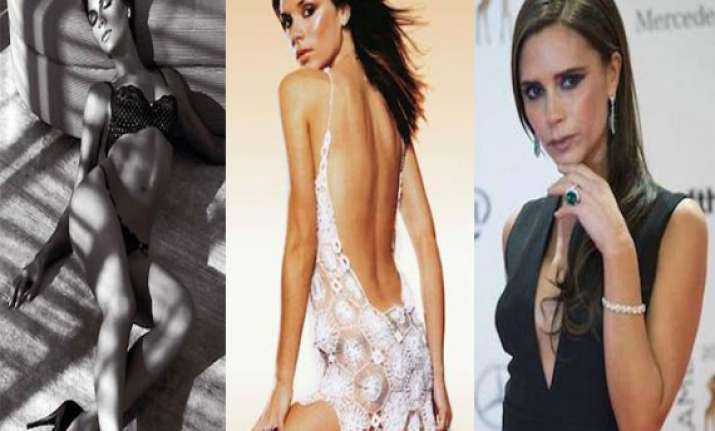 know the stunning victoria beckham wife of the legend