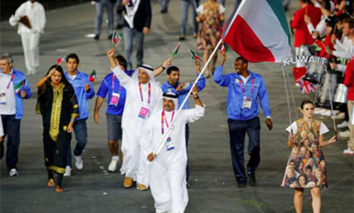 kuwait sports law amended after ioc warnings