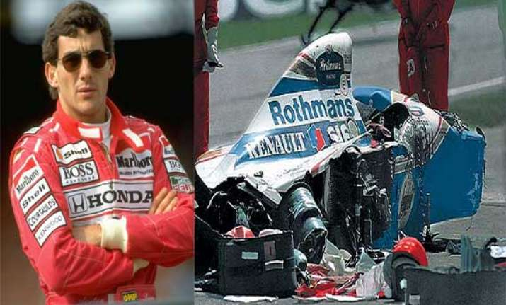 meet ayrton senna whose 20th anniversary being observed