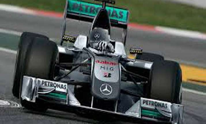 mercedes fastest in practice for f1 malaysian gp.
