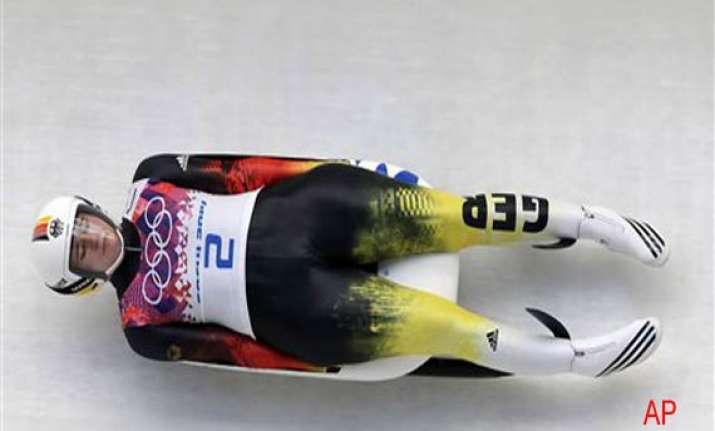 natalie geisenberger win olympic luge title at sochi