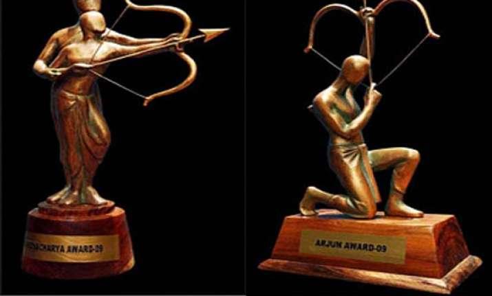 national sports awards to be presented at rashtrapati bhawan