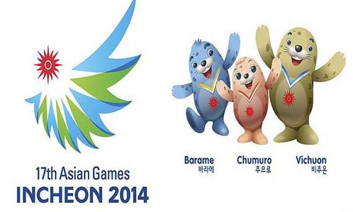 new delhi to host 2014 incheon asian games road show.