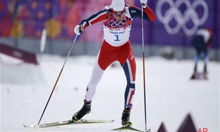 ola vigen hattestad win men s olympic cross country sprint