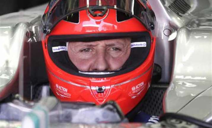 only a miracle can save schumacher say doctors