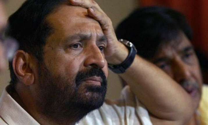 panel recommends action against kalmadi over 2008 cyg
