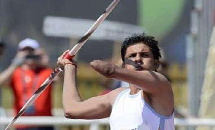 paralympian devendra gives india historic gold