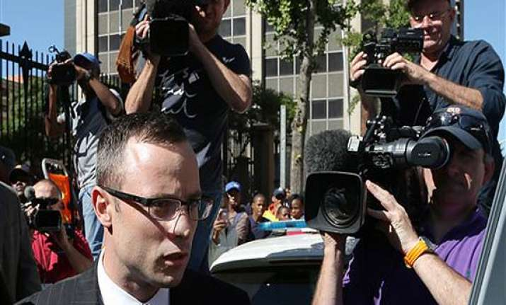 oscar pistorius expected to testify at his murder trial.