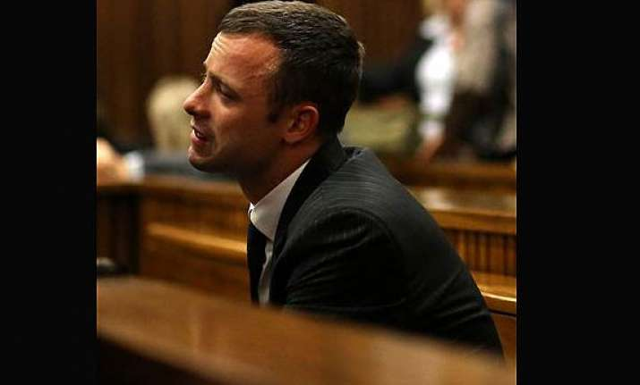 pistorius trial the trail of blood in home.