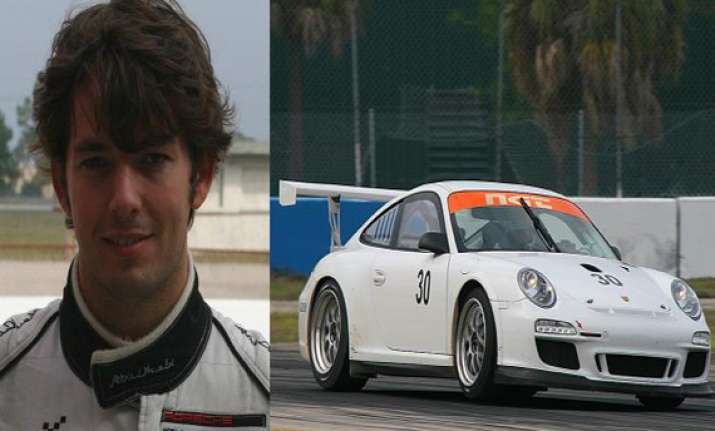 porsche supercup championship british racer edwards killed