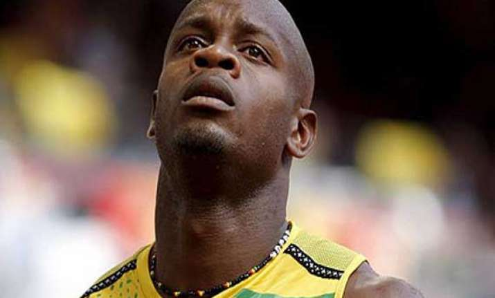 asafa powell to know his doping fate in april