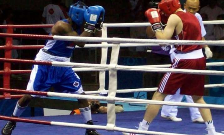 rich haul for indian boxers in serbia