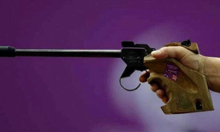 rifle association allowed unaffiliated body to vote