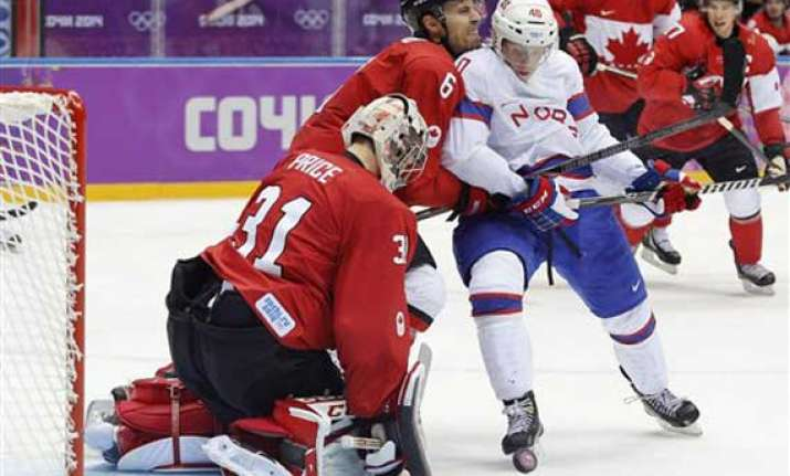 russia canada us finland open with hockey wins