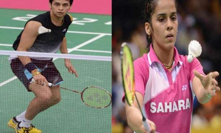 saina kashyap advance in swiss open