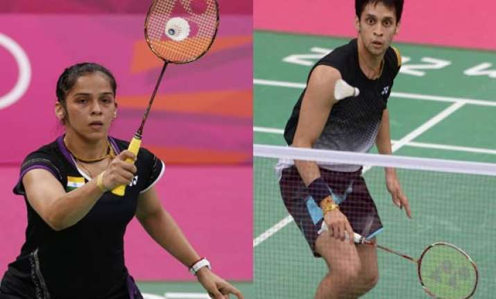 saina kashyap in india open quarters