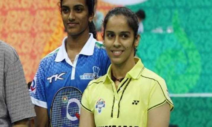 saina sindhu lead india to top uber cup group