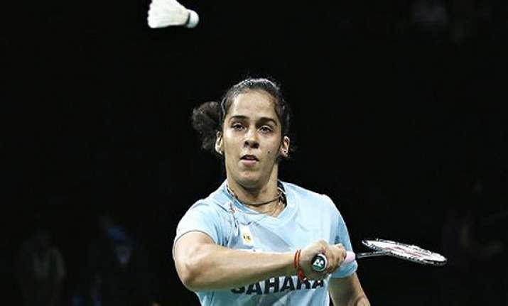 saina sindhu reach world championship quarters