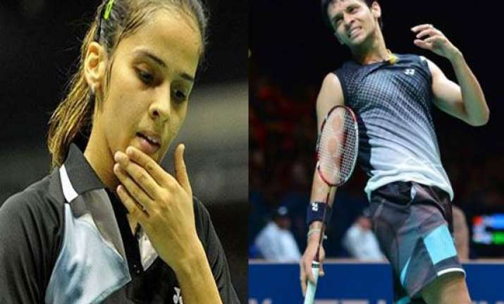 saina kashyap lose in quarterfinals of india open