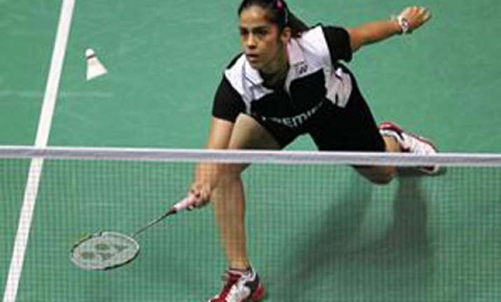 saina seeded 3rd for world championships