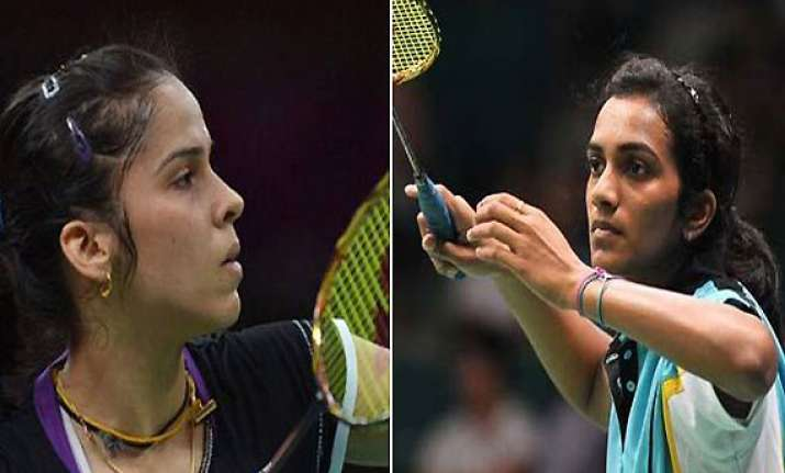 saina slips to 7th sindhu back to no.10 in world rankings