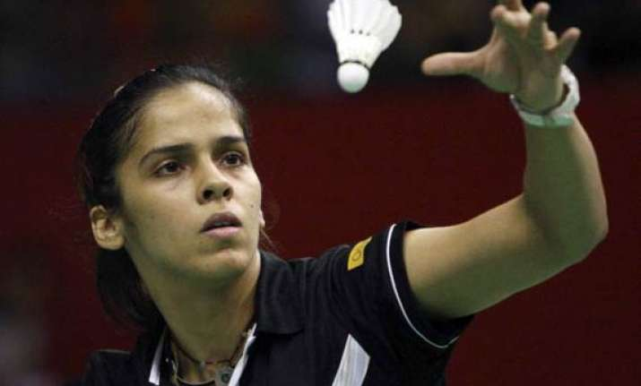 saina confident of good show in olympic year