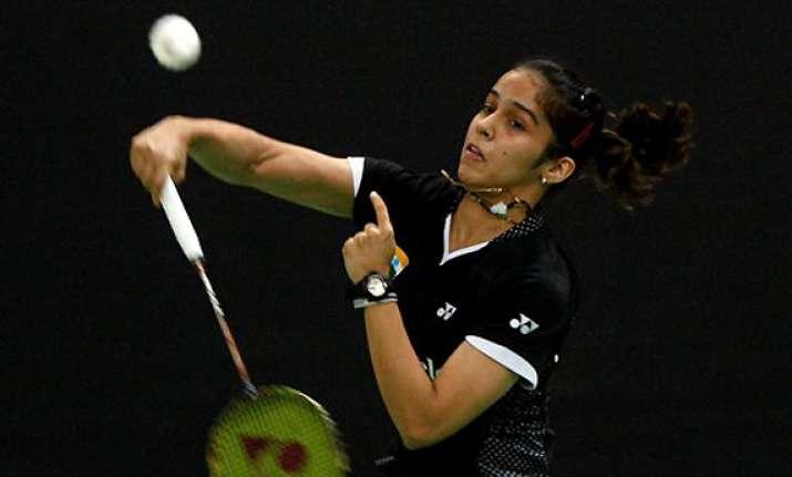 saina enters second round of malaysian open
