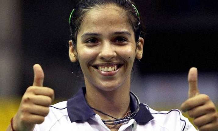 saina looks to emulate cwg success at indian open super