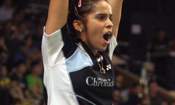 saina nehwal enters indonesian open final