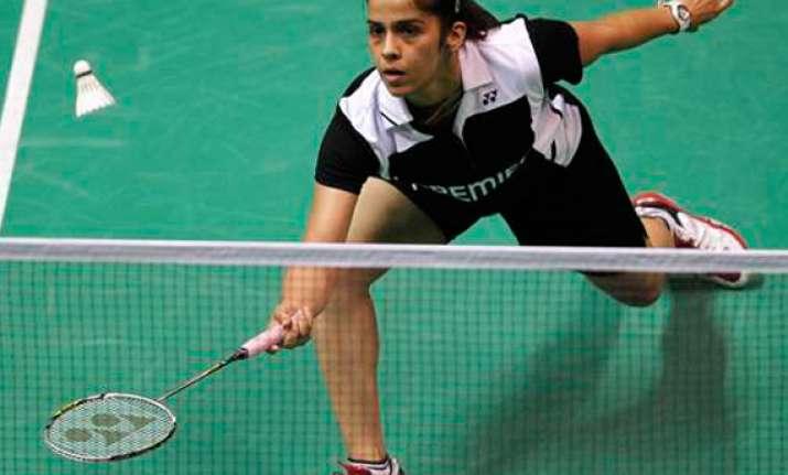 saina nehwal reaches second round of hong kong open