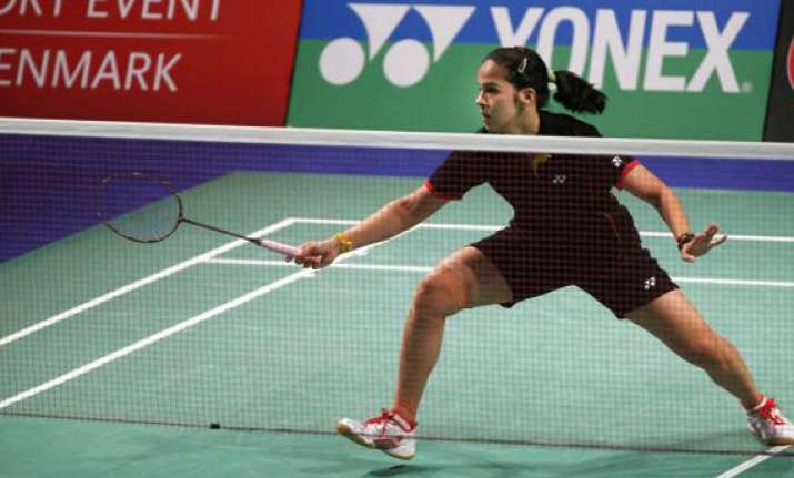 saina nehwal enters final of french open badminton