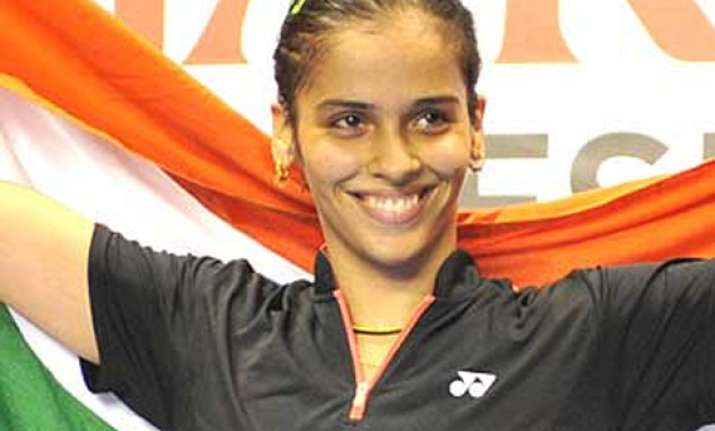 saina nehwal gets rs 50 lakh cash incentive from ap govt