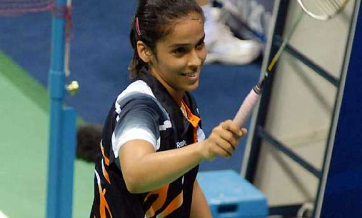 saina nehwal reaches second round of thailand open