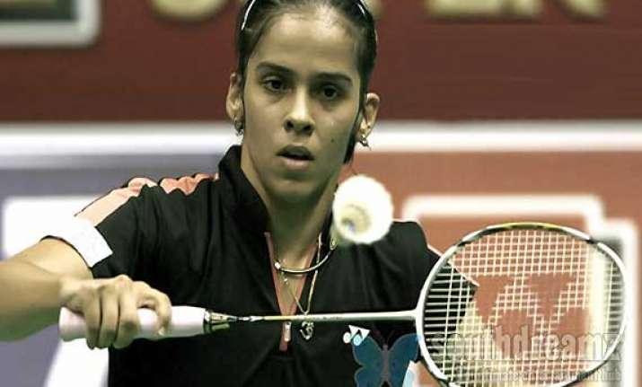 saina advances to thailand open final