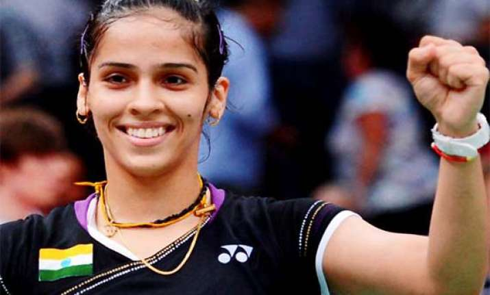 saina retains third spot in world rankings
