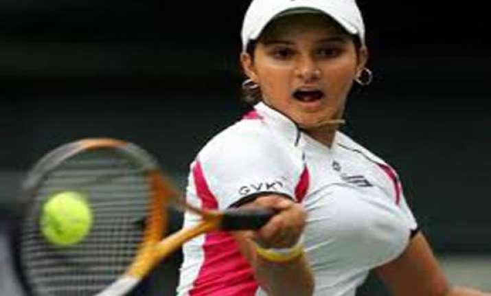 sania mirza wins dubai doubles tennis title