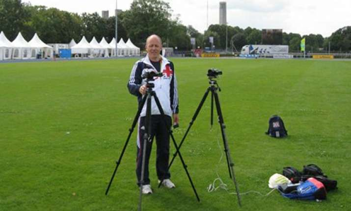 scientist analyzes sprint relays to boost uk speed