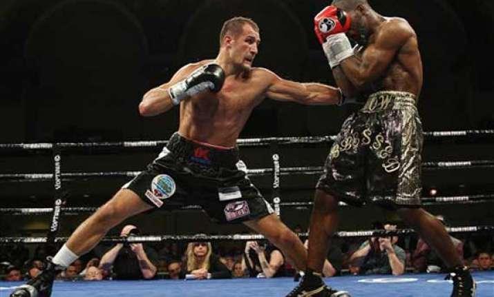 sergey kovalev successfully defends title